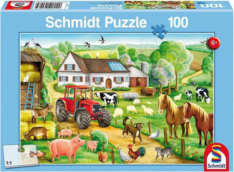 puzzle per bambini